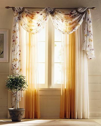 Tips on how to Make Basic Window Curtains with no Sewing .