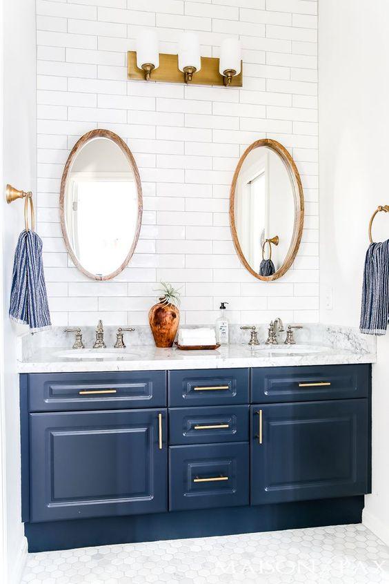 master bathroom custom vanity ideas and inspirati