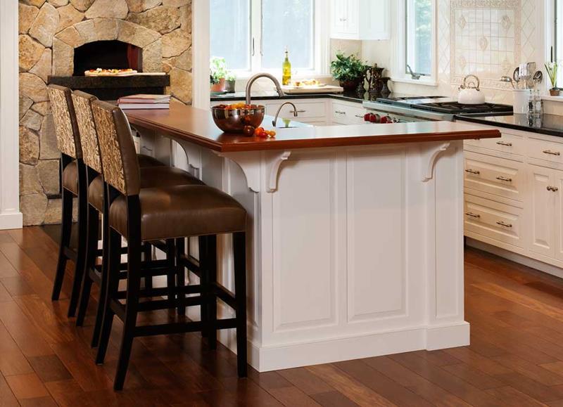 custom built kitchen island - Custom Kitchen Islands for the .