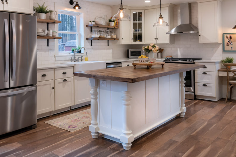 How Islands Add Style & Utility to Any Kitchen | Custom Kitchen .