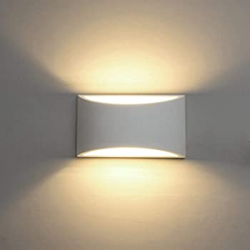 Amazon.com: Modern LED Wall Sconce Lighting Fixture Lamps 7W Warm .
