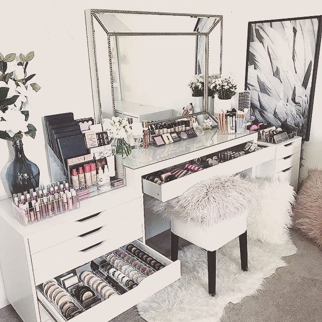 13 Fun DIY Makeup Organizer Ideas For Proper Storage #Bedroom .