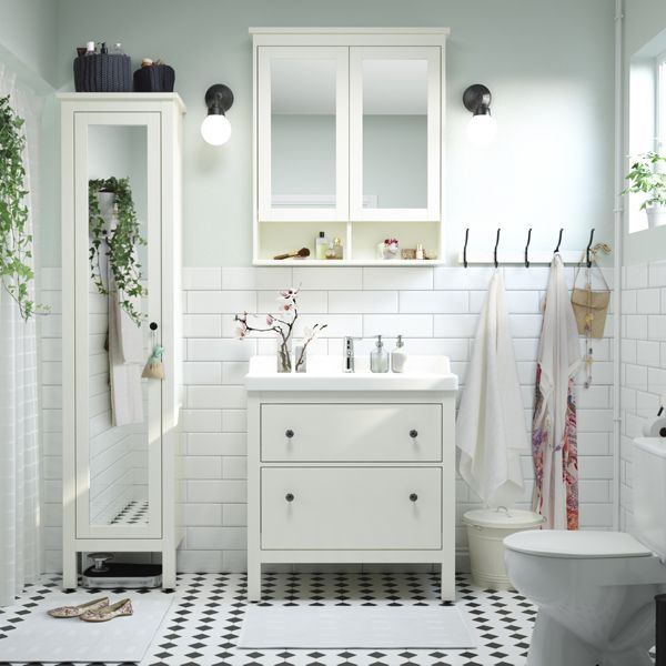 Bathroom Furniture & Ideas - IKEA | Ikea bathroom furniture, Ikea .