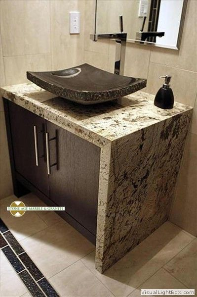 STONE AGE MARBLE & GRANITE | Bathroom vanity, Bathroom vanity .