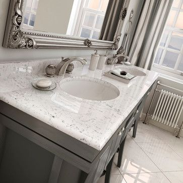 Cultured Marble Vanity Tops | Carstin Brands - Tyvarian Vanity Top .
