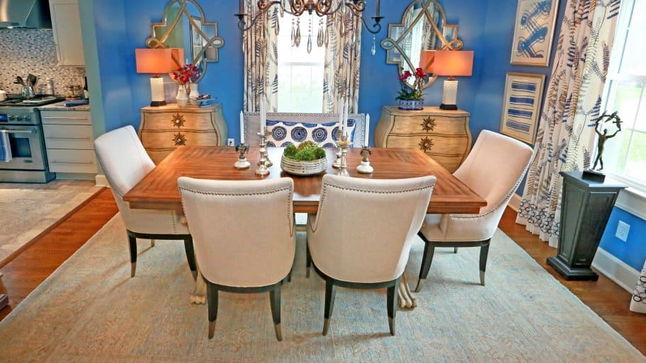 How to Choose Dining Room Area Rugs | Angie's Li