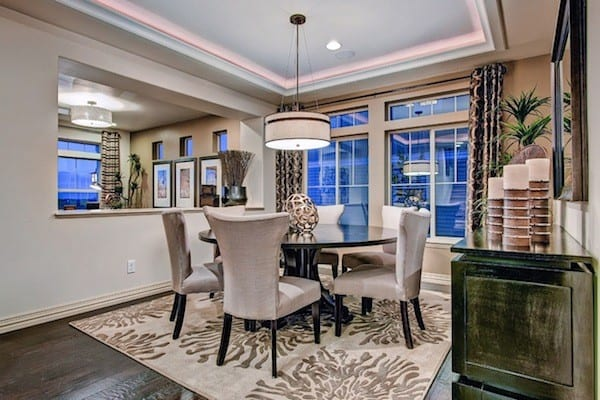 How to Choose the Perfect Area Rug for Your Dining Ro