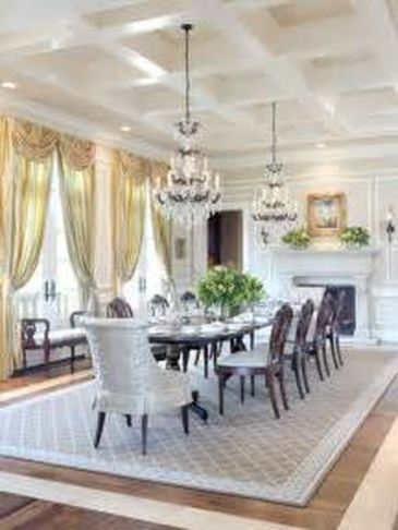 59 Stunning Dining Room Area Rug Ideas to Makes Your Home Get .