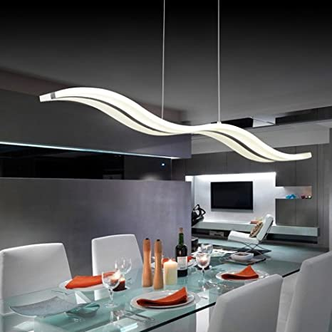 Amazon.com: LightInTheBox Modern LED Pendant Lights Chandelier .