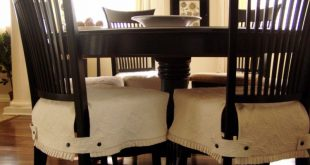 20 Interesting Dining Room Chair Cover Ideas | Dining room chair .