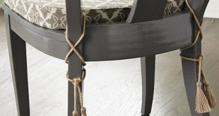Arletta Klismos Dining Chair Cushion | Ballard Designs | Dining .