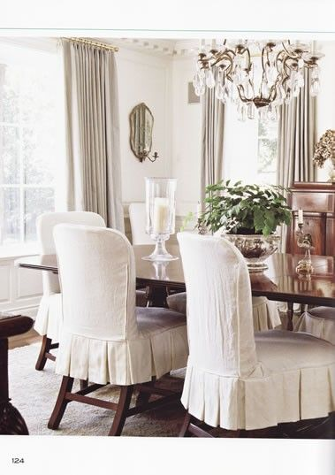 Love These Darling Chairs | Luxury dining room, Dining room chair .