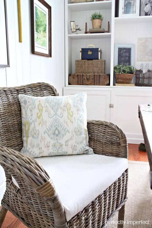 the dining room reveal! - Perfectly Imperfect™ Blog | Ikea living .