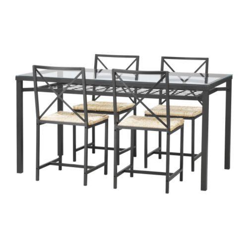 IKEA US - Furniture and Home Furnishings | Ikea glass dining table .