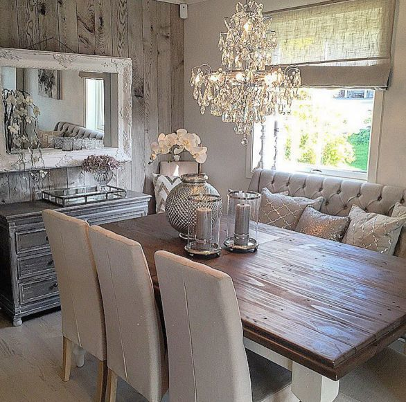 23 Dining Room Decoration Ideas - Diy & Decor Selections .