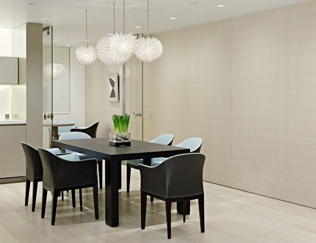 Modern Dining Room Lighting Design Ideas and Trends | Minimalist .