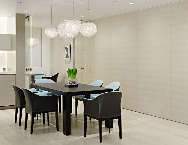 Modern Dining Room Lighting Design Ideas and Trends | Minimalist .
