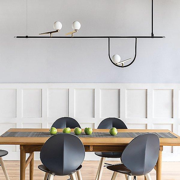 Dining Room Ceiling Lighting Ideas | YLighting Ide