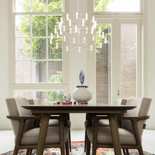 Modern Dining Room Lighting Ideas | YLighti