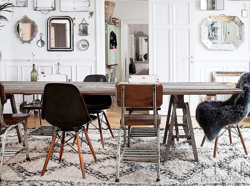 Dining Room Rugs   Choose A Perfect Dining Room Rug For Your Dec