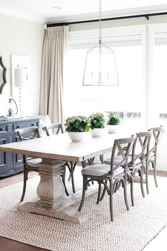 Stylish Dining Room Rug Ideas to Beautify Your Dining Area .