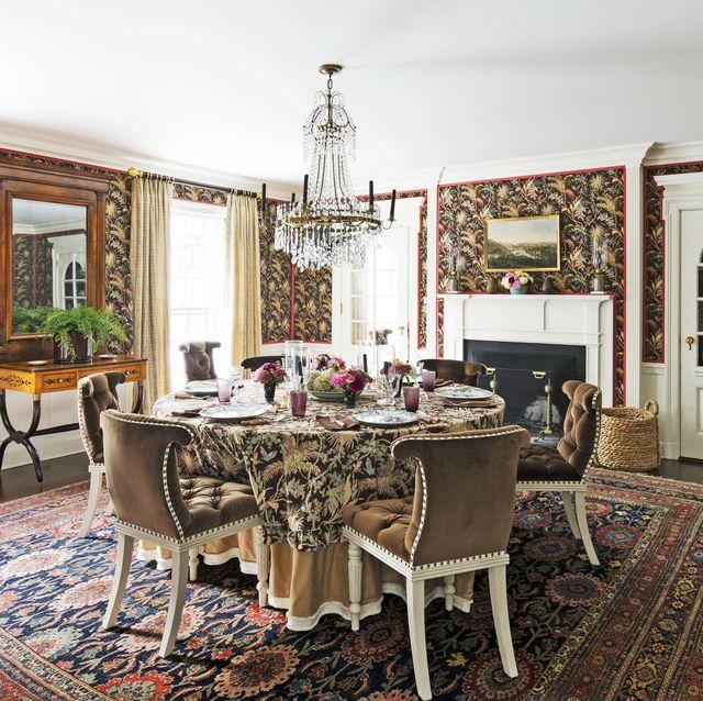 50+ Best Dining Room Ideas – Designer Dining Rooms & Dec