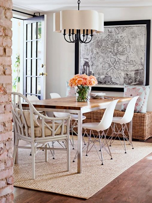 Expert Decorating Advice | Dining room rug, Beautiful dining rooms .