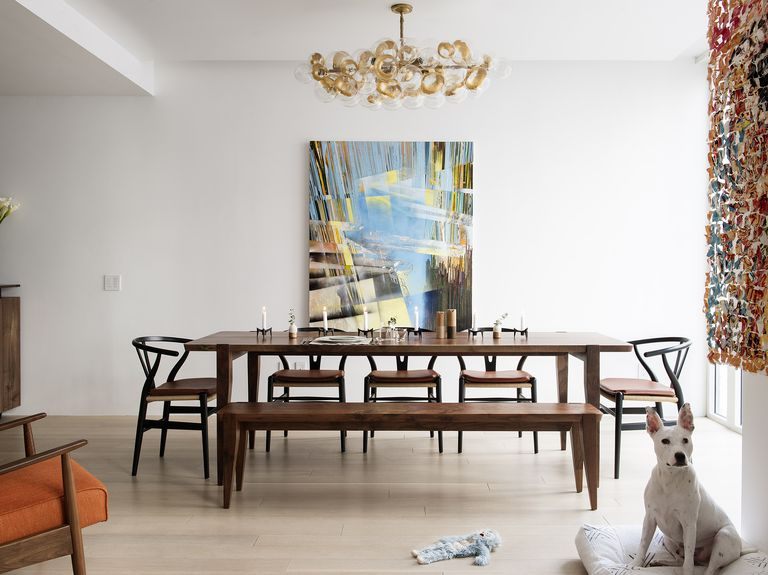 Dining Room Dilemma - Rug v No Rug - This or That | COCOCO