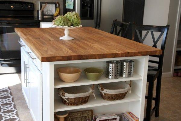 Pin by Lisa Baker-Heaton on Kitchen | Kitchen island plans .