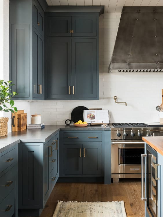 Thinking of DIY Painting Your Kitchen Cabinets? Read This Fir