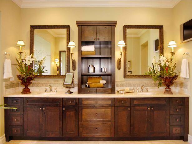 20 Master Bathrooms with Double Sink Vanities | Master bath vanity .