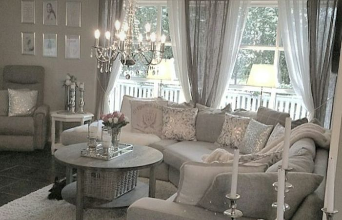 Best Living Room Curtains Ideas On Window Elegant Luxurious Layout .