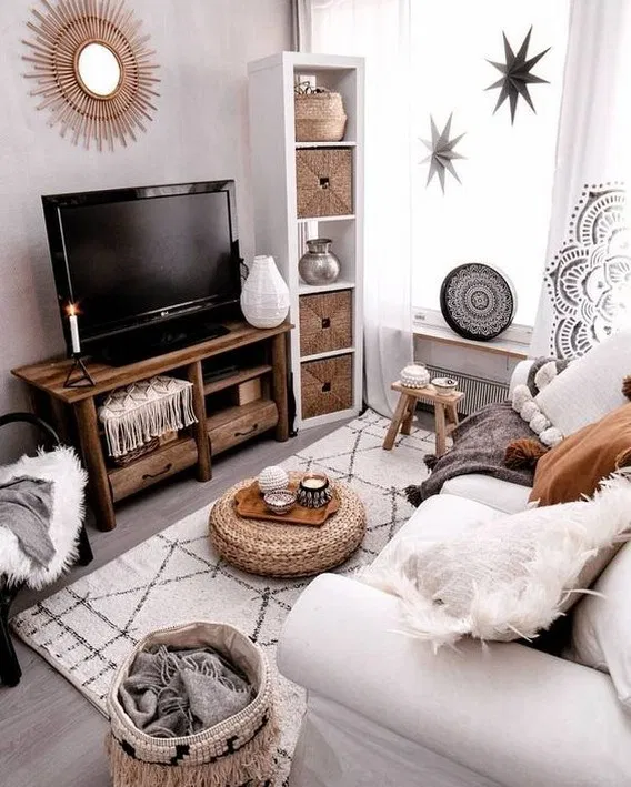 70+ Cozy & Elegant Small Living Room Decor Ideas on a Budget in .