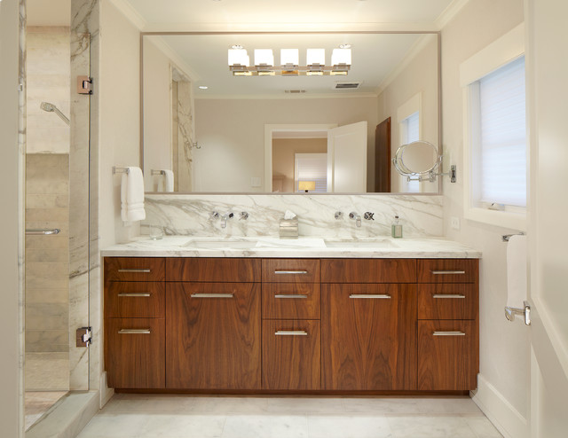 Extraordinary Mirrored Vanities For Bathroom Bathroom Contemporary .
