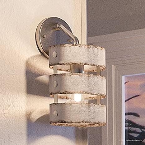 "Luxury Modern Farmhouse Bathroom Vanity Light, Small Size: 12""H x ."