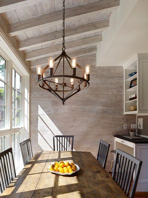 Impressive Modern Farmhouse Design Idea. Classic chandelier with .
