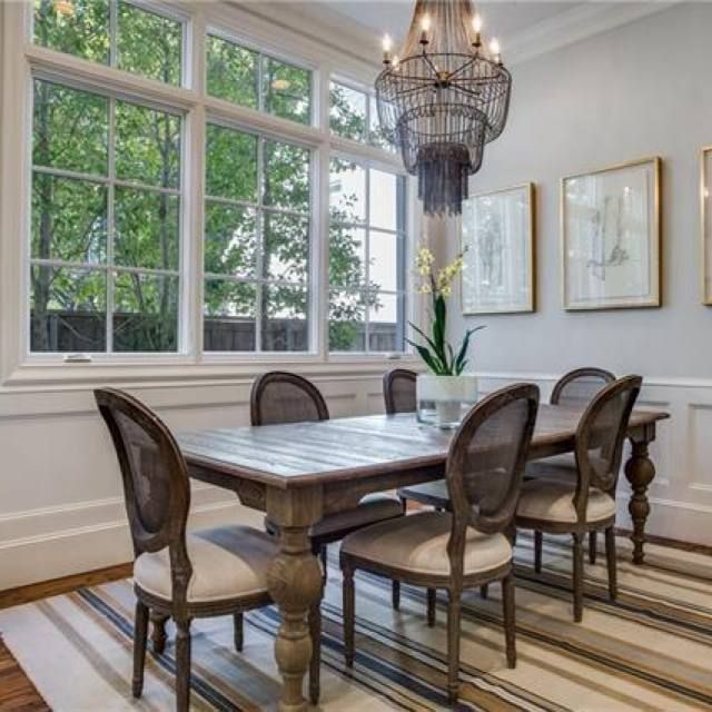 Room redo: Traditional Country Formal Dining Room | Classic dining .