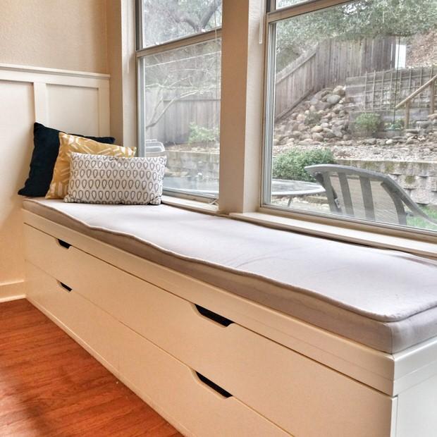 12 Fabulous & Functional DIY Storage Benches • OhMeOhMy Bl