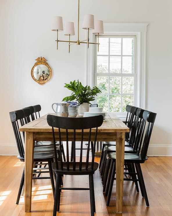 Good Black Dining Room Chairs