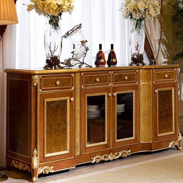 Custom Best Dining Room Storage Furniture 5236 | Oe-fashi
