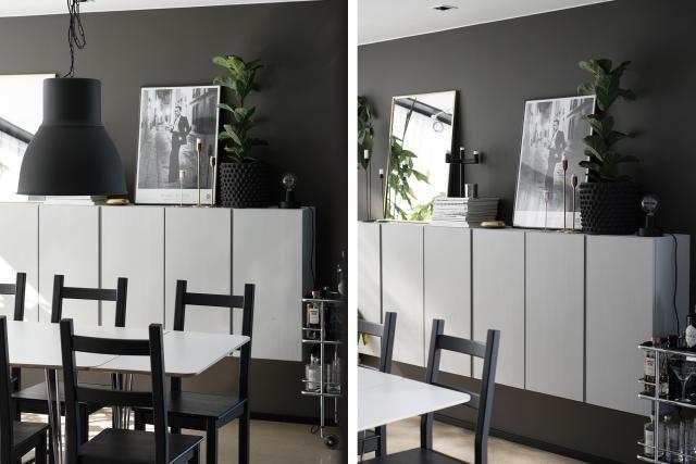 19 Best IKEA IVAR Storage Hacks: Ivar Dining Room | Ikea dining .