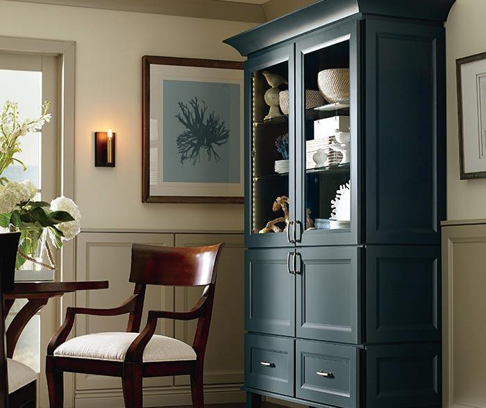 Dining Room Storage Cabinet - Kemper Cabine
