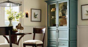Dining Room Storage Cabinet - Diamond Cabinet