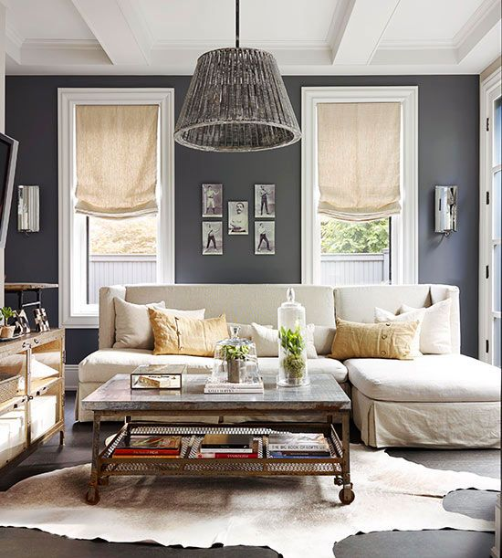 Gray Color Schemes | Living room grey, Home, Sofas for small spac