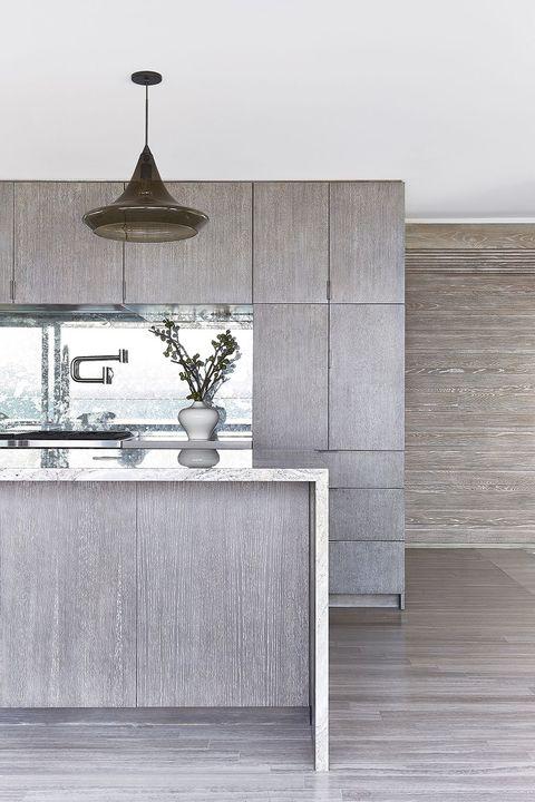 14 Best Grey Kitchen Cabinets - Design Ideas with Grey Cabine