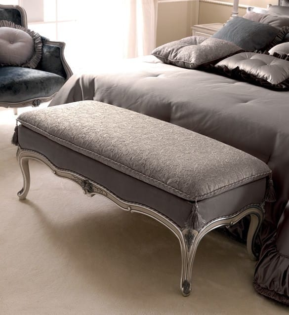 Italian Designer Bedroom Bench - Juliettes Interio