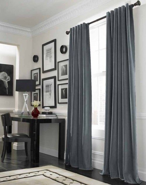 Pin by Tonya on For the Home | Curtains living room, Dining room .