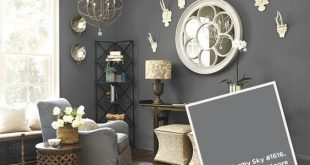 My Top 10 Benjamin Moore Grays - City Farmhouse | Paint colors for .