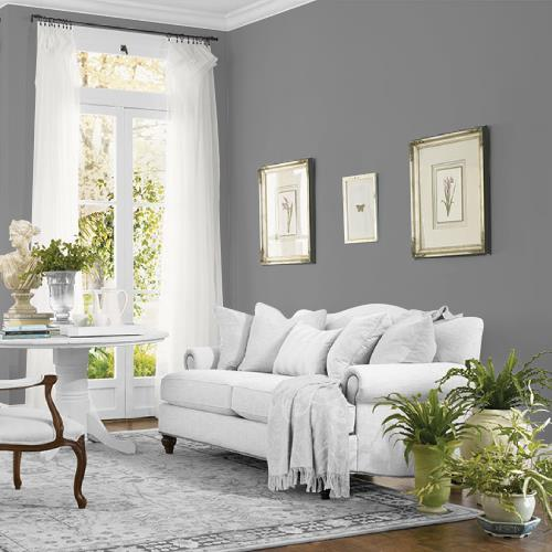 Gray Paint Colors - Interior & Exterior Paint Colors For Any Proje