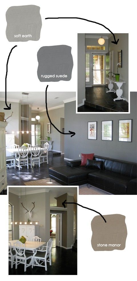 20+ ACCENT WALL PAINT Ideas for Your Best Home Decor #DIYWall .